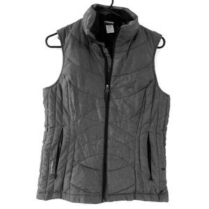 Champion Vest Size S Gray To Black